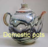 domestic pottery image